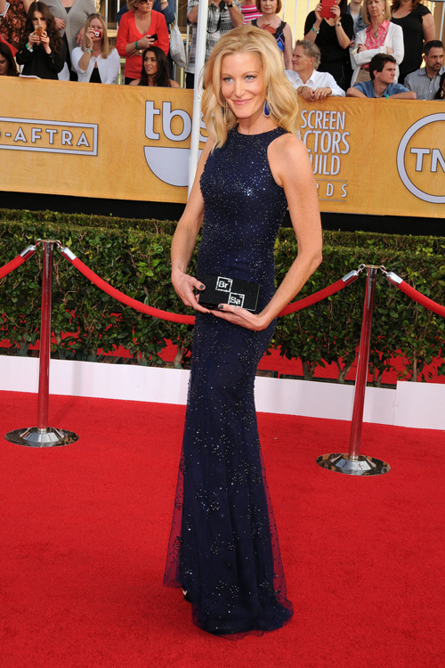Anna Gunn Edie Parker Breaking Bad Clutch 2