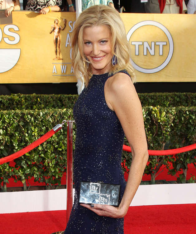 Anna Gunn Edie Parker Breaking Bad Clutch 3