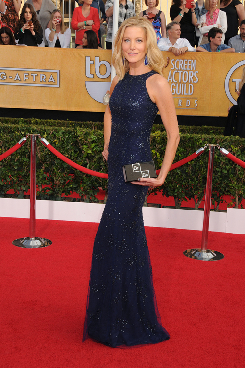 Anna Gunn Edie Parker Breaking Bad Clutch 4