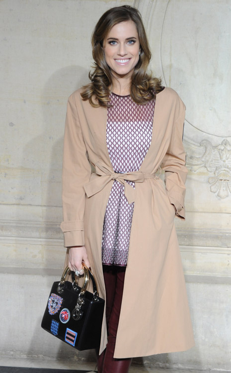 Celebrity Handbags at Paris Couture Week-13