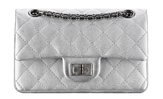 Chanel Metallic 2.55 Reissue Flap Bag