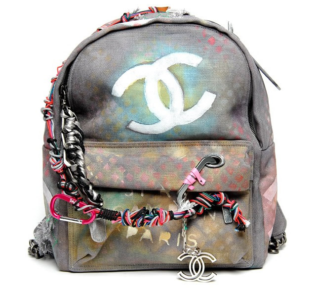 Chanel s Art School Backpack Will Cost  3 bb35bd2451c6