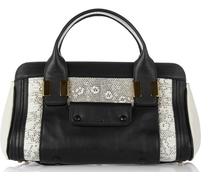 Chloe Alice Watersnake Bag