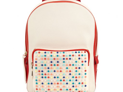 "Christian Louboutin Goes Very, Uh, ""Youthful"" with New Backpack"