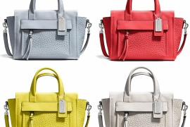 Latest Obsession: The Coach Bleecker Mini Pocket Carryall