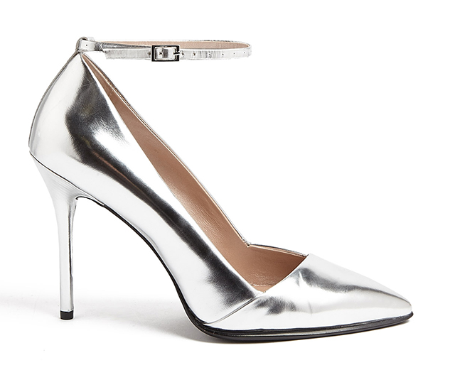 DKNY Saffi Mirror Pumps