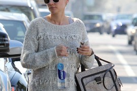 Diane Kruger Looks Ready for Spring with a Jason Wu Bag