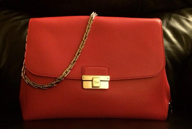 Dior Diorling Bag