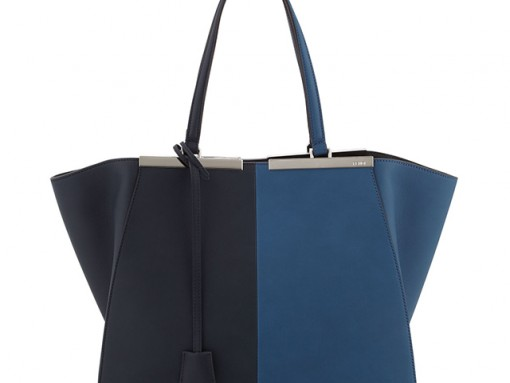 Meet the Fendi 3Jours Bag, the 2Jours' Big Sister