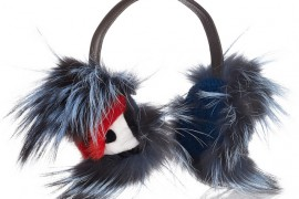 $1,500 Fendi Bag Bug Earmuffs Sold Out, 2014 Set to Be a Weird Year