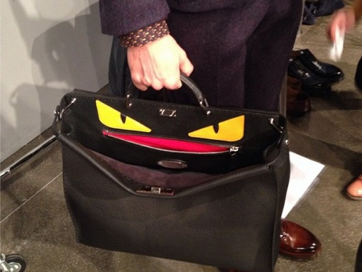 Fendi Mens Peekaboo Bag