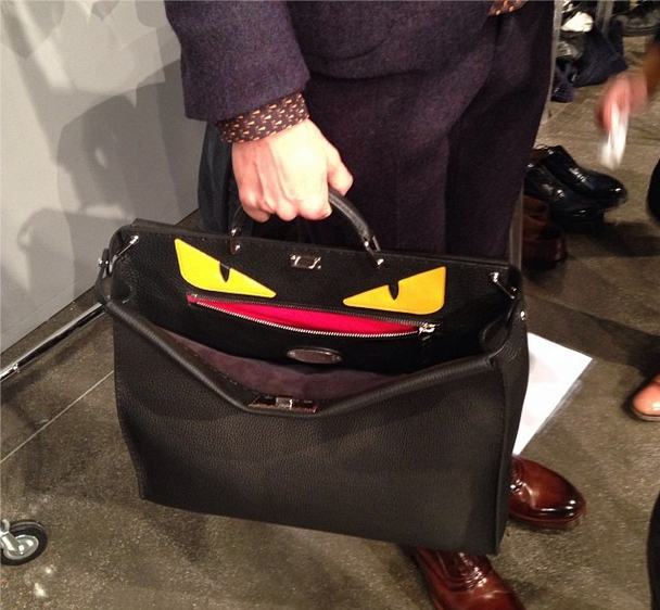 Peekaboo Fendi Men