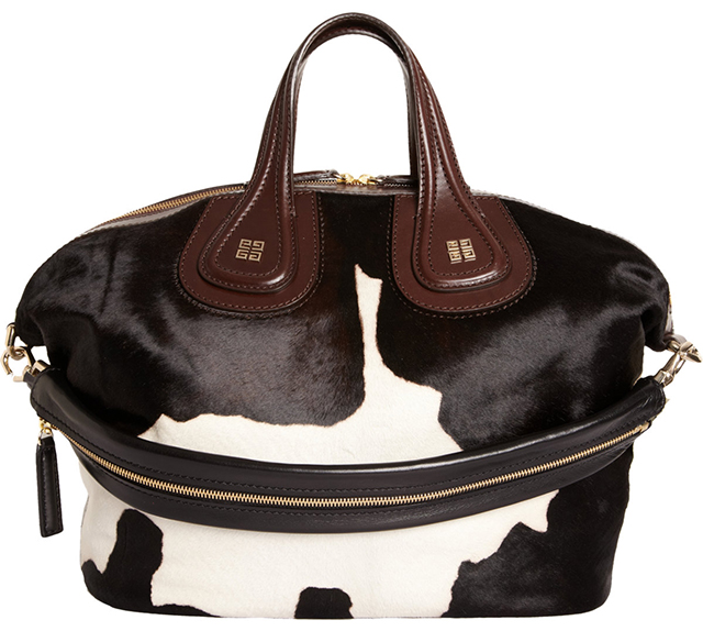 Givenchy Calf Hair Nightingale Bag