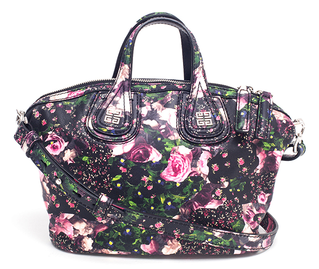 Givenchy Floral Micro Nightingale Bag