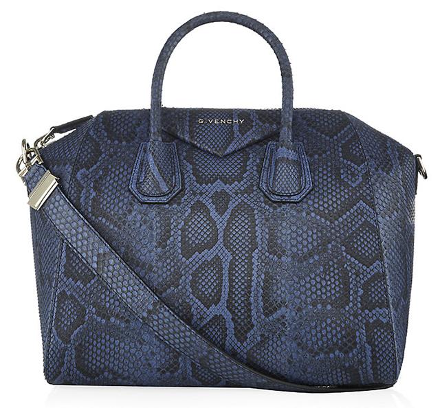 Givenchy Python Antigona Bag