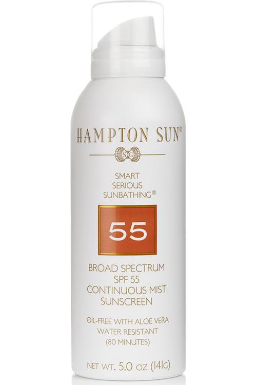 Hampton Sun SPF55 Continuous Mist Sunscreen