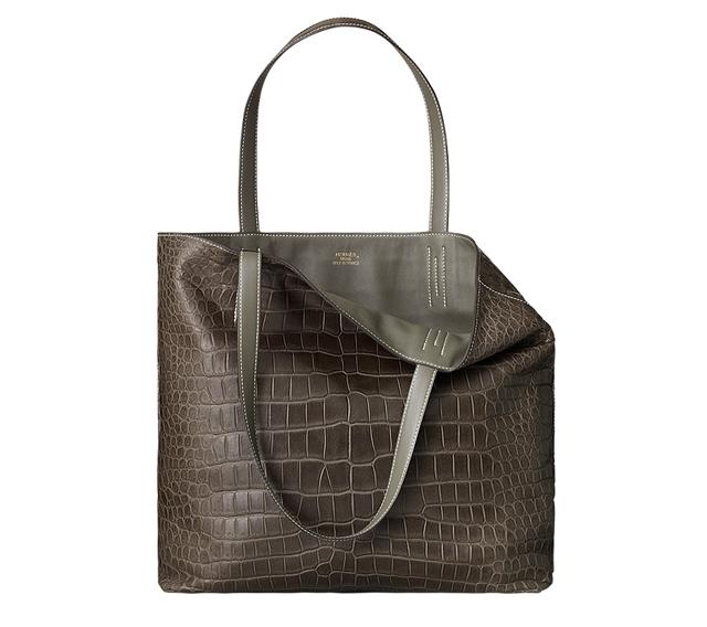Hermes Double Sens Chiffon GM Bag