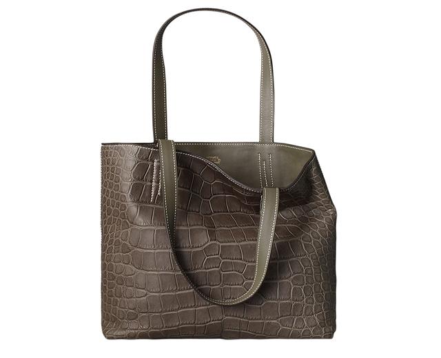 Hermes Double Sens Chiffon PM Bag Grey