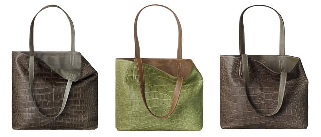 Chiffon Handbag