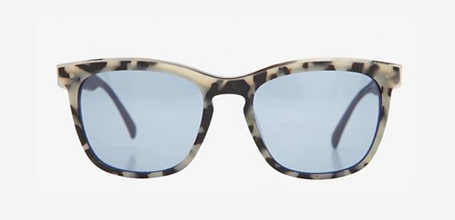 Italia Independent Tortoise Wayfarer Sunglasses