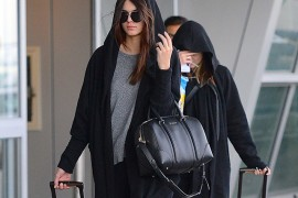 Kendall & Kylie Fly with Givenchy and Louis Vuitton
