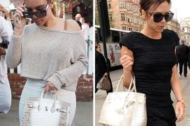 Who Wore It Better: Kim Kardashian or Victoria Beckham?