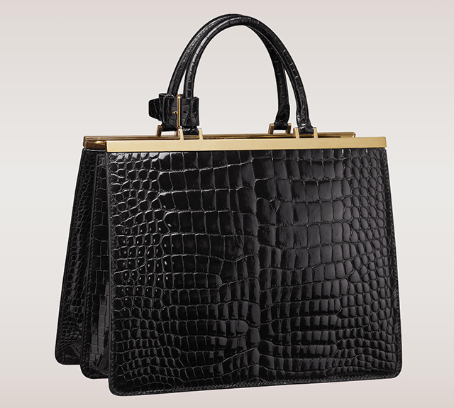 Louis Vuitton Deesse MM Black