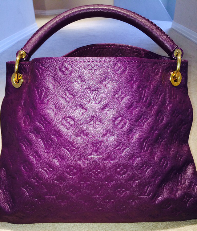 Louis Vuitton Monogram Empreinte Hobo