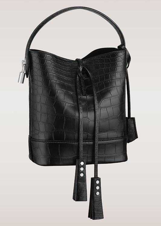 Louis Vuitton NN 14 PM Black
