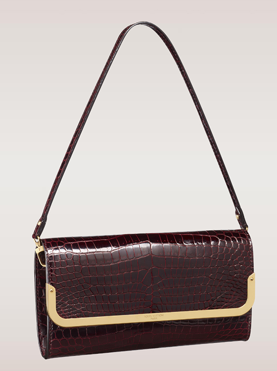 Louis Vuitton Rossmore MM Burgundy