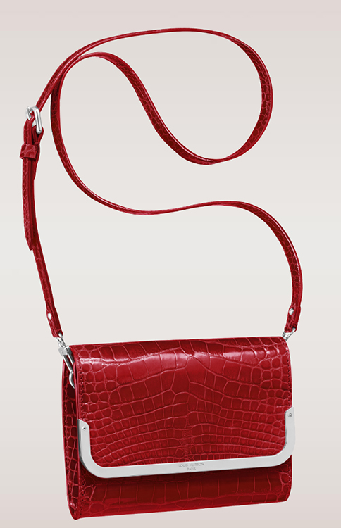 Louis Vuitton Rossmore PM Red