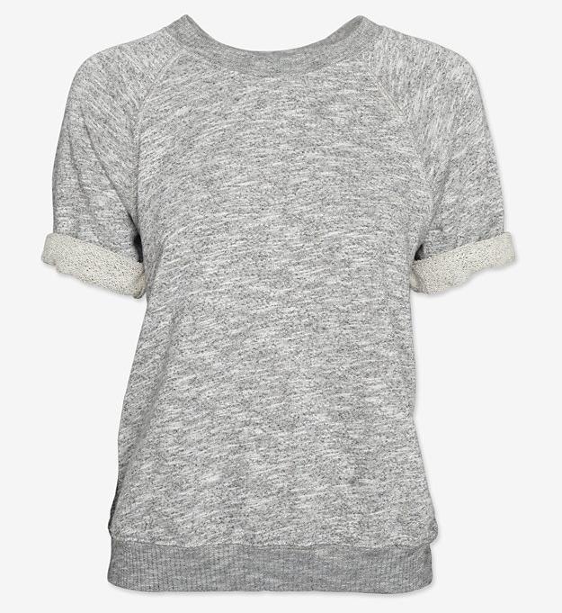 NSF Short Sleeve Sweatshirt