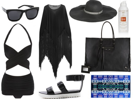 Outfit of the Week: Lydia Deetz Goes to the Beach