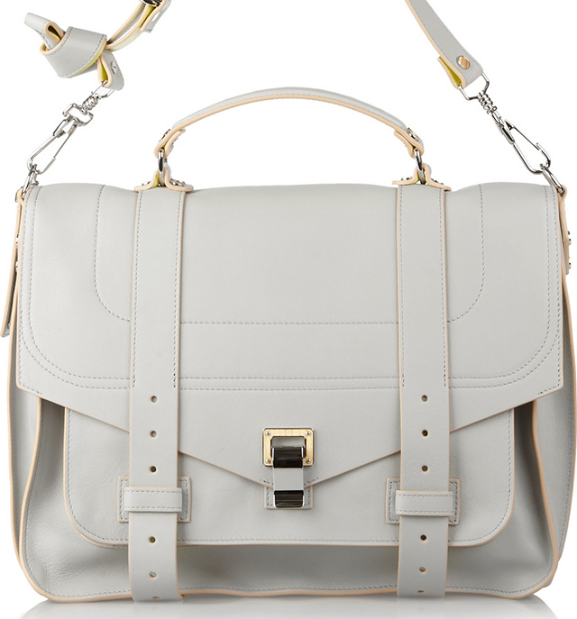 Proenza Schouler Leather PS1 Bag