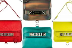 A gallery of beautiful Proenza Schouler PS11 bags