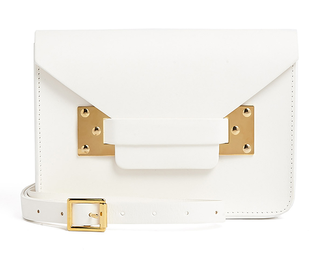 Sophie Hulme Mini Envelope Shoulder Bag