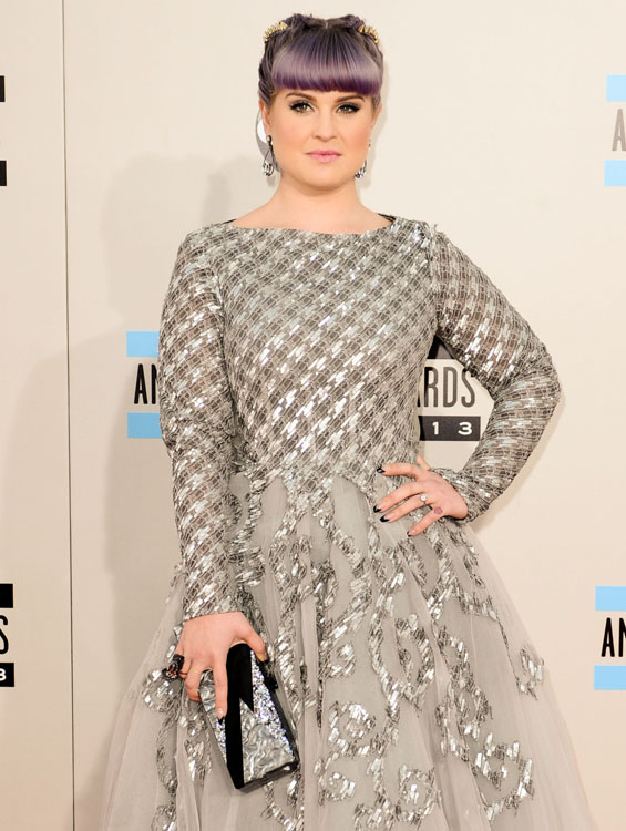 The Many Bags of Kelly Osbourne 1