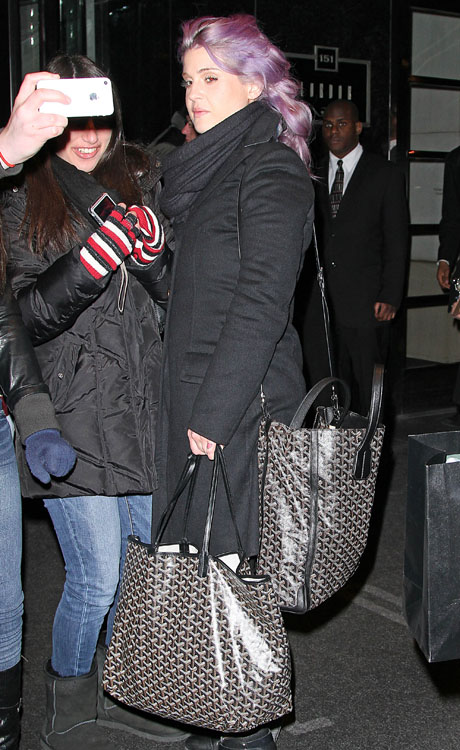 The Many Bags of Kelly Osbourne 11