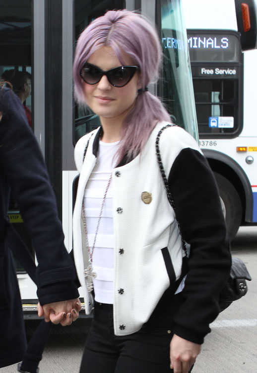The Many Bags of Kelly Osbourne 13