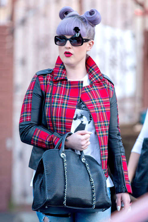 The Many Bags of Kelly Osbourne 2