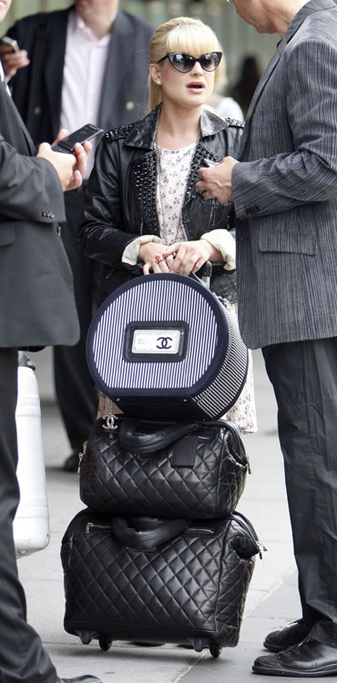 The Many Bags of Kelly Osbourne 22