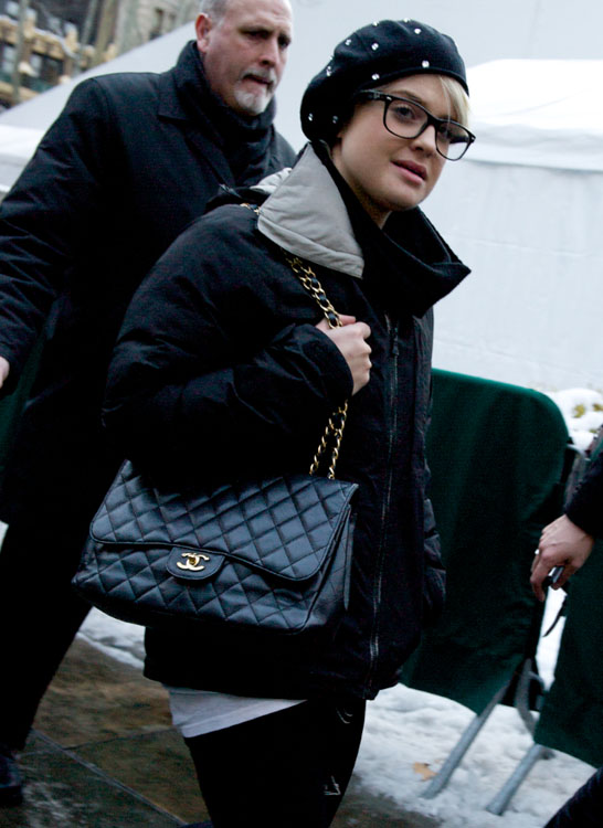 The Many Bags of Kelly Osbourne 25