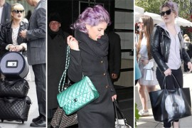 The Many Bags of Kelly Osbourne