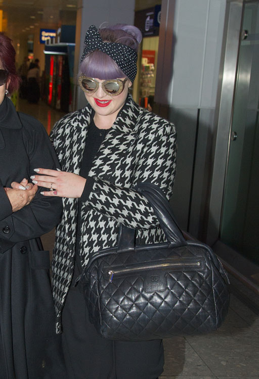 The Many Bags of Kelly Osbourne 3