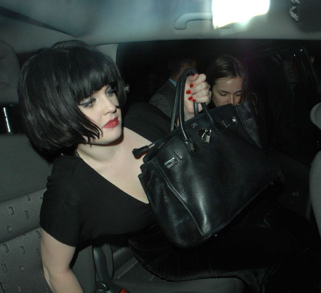 The Many Bags of Kelly Osbourne 30