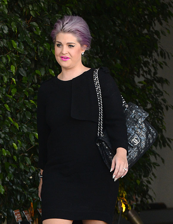 The Many Bags of Kelly Osbourne 6
