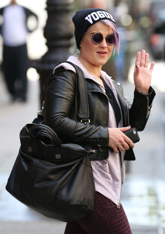 The Many Bags of Kelly Osbourne 7