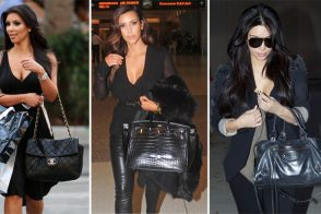 The Many (Many) Bags of Kim Kardashian