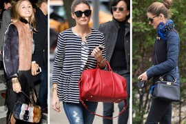 The Many Bags of Olivia Palermo, Part Two