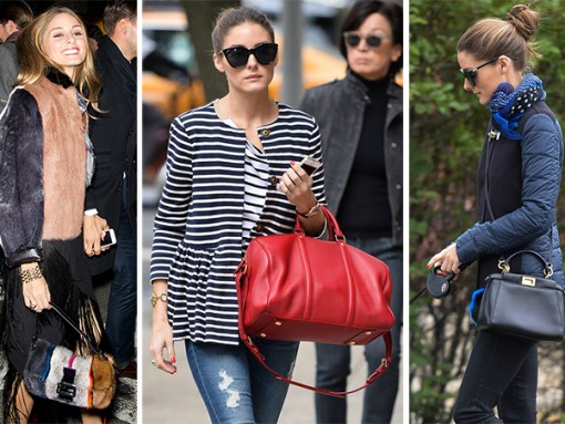 The Many Bags of Olivia Palermo Part Two
